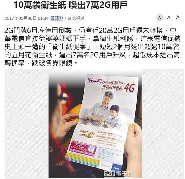 2g cht報紙