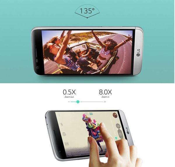 LG G5超廣角