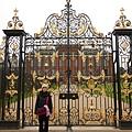 肯辛頓宮的golden Gate.JPG