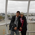 Pic in London Eye.JPG