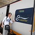 我也要跟Eurostar一起照.JPG