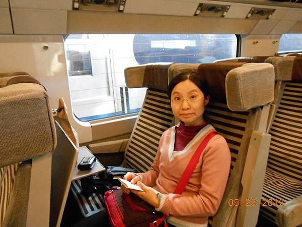 Eurostar的椅子.JPG