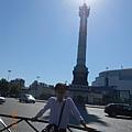 巴士底廣場 七月革命紀念碑.JPG