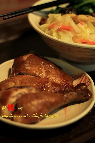 我的晚餐 雞腿飯.jpg