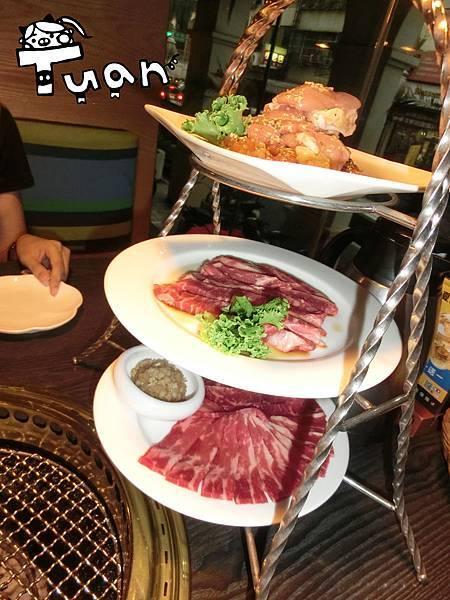 屋馬燒肉料亭11