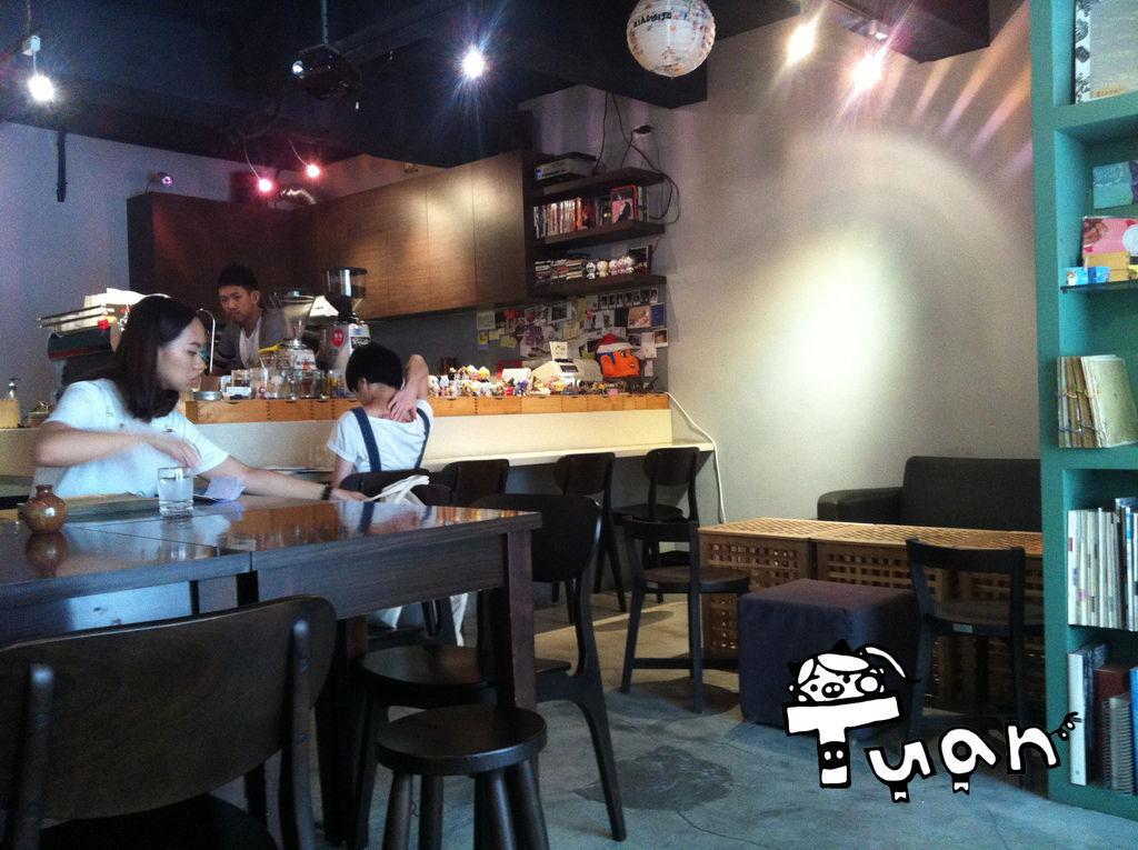 小米酒咖啡店8