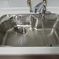 海司寶馬大水槽+三用水龍頭
