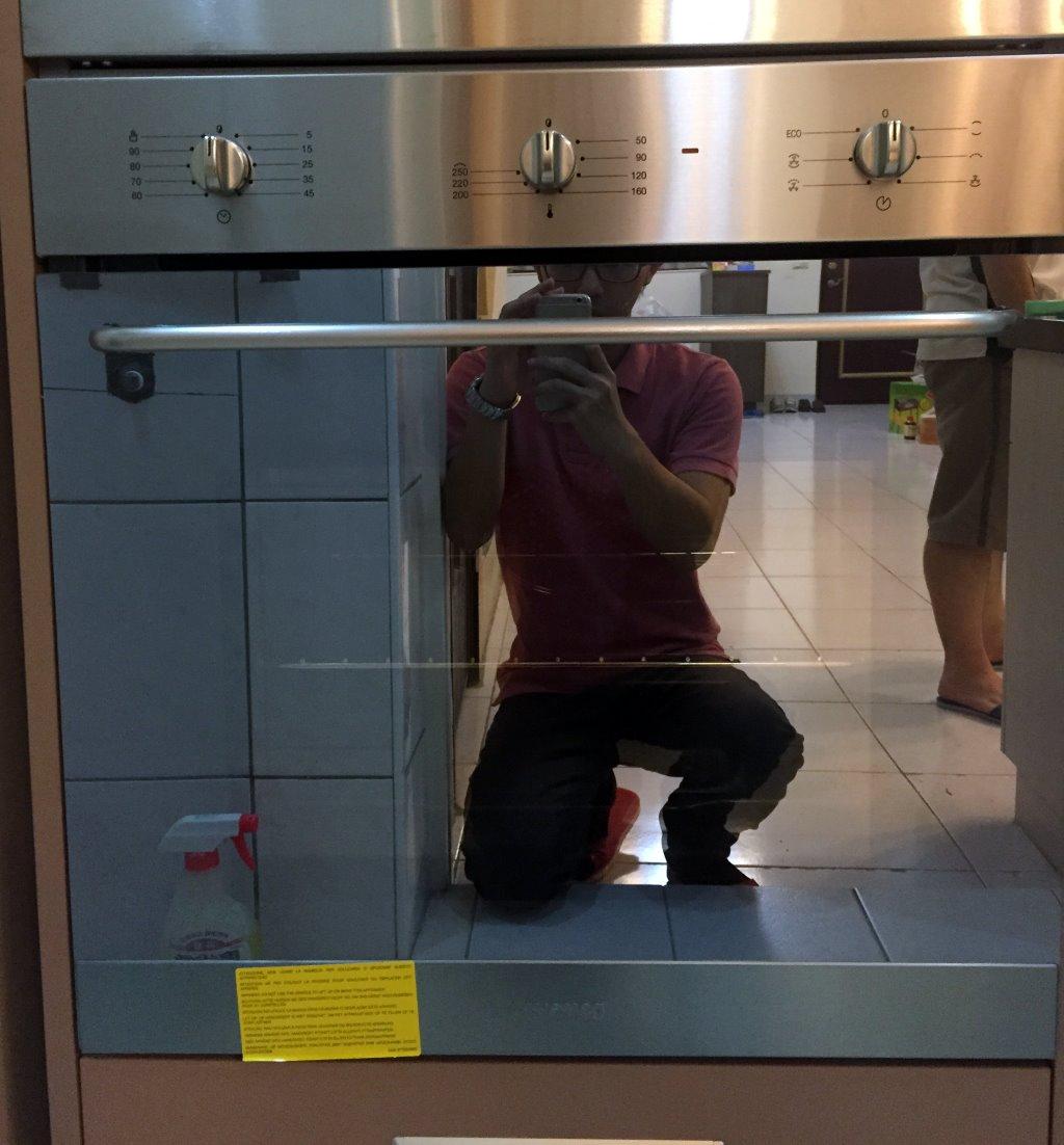 義大利SMEG嵌入式烤箱