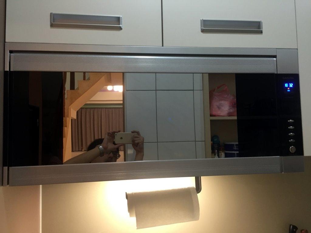 櫻花牌鏡面烘碗機
