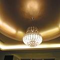 造型天花板間接照明