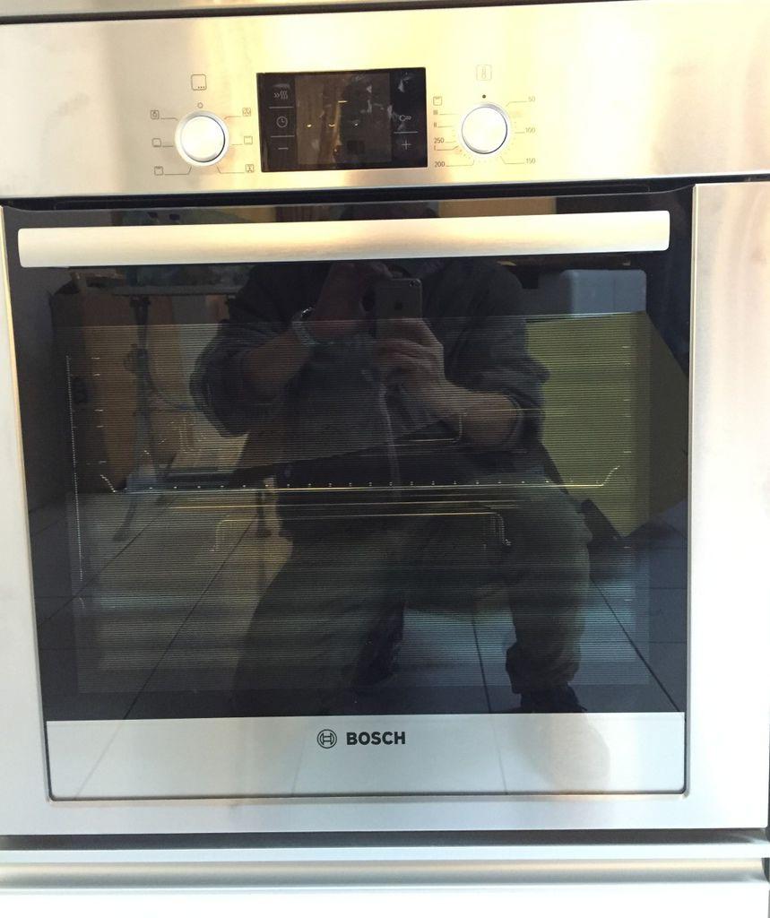 德國博世烤箱