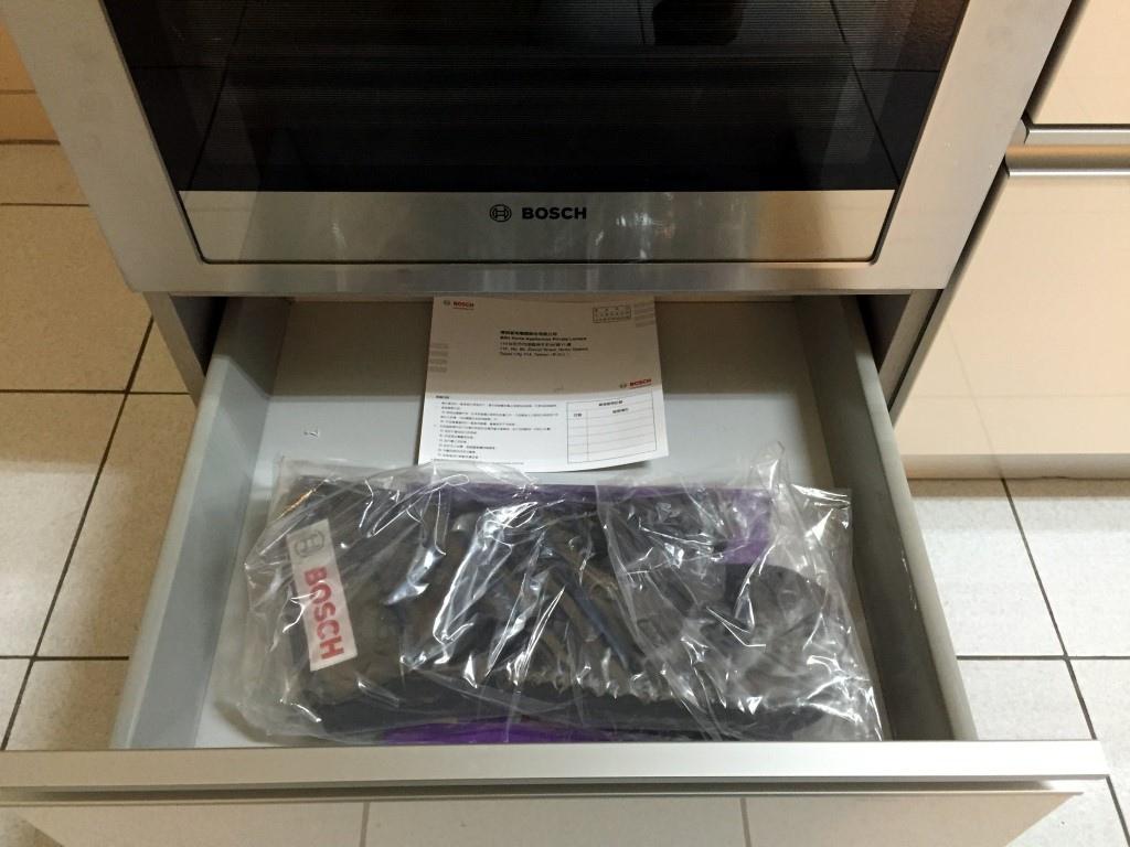 烤箱下鋁抽