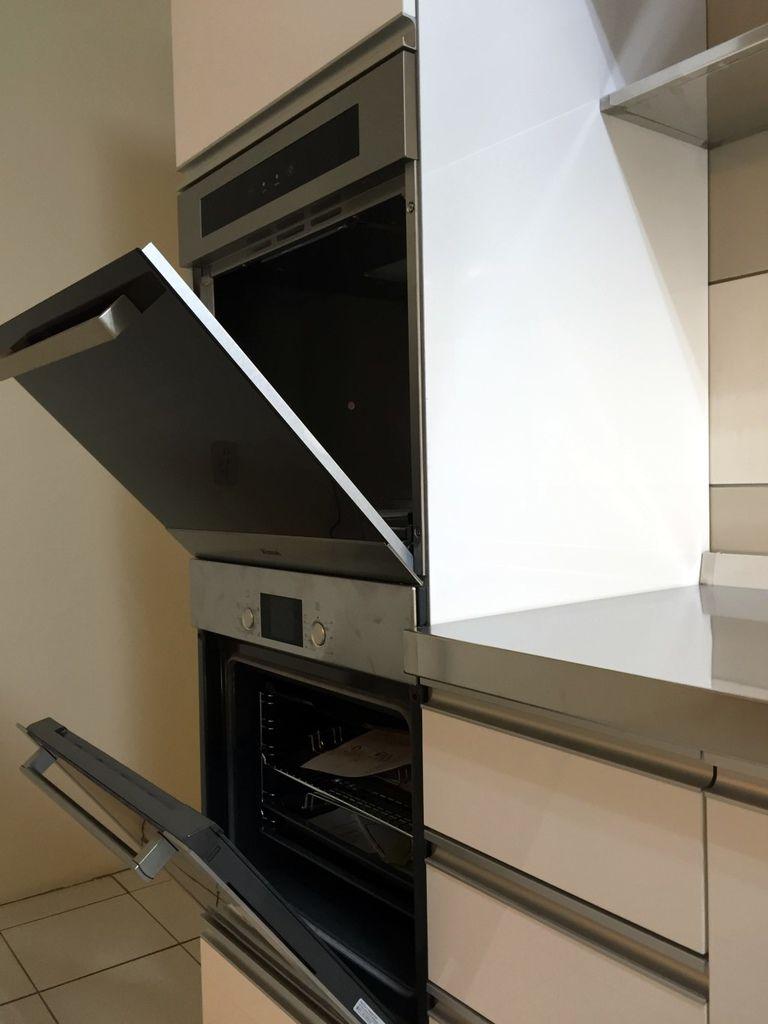 炊飯鍋收納櫃+烤箱