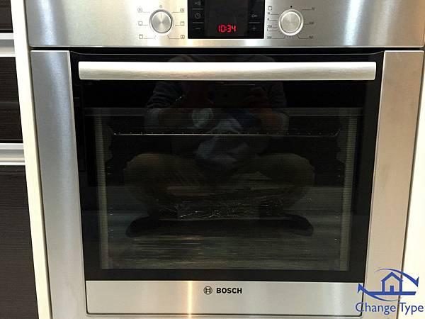 德國BOSCH烤箱