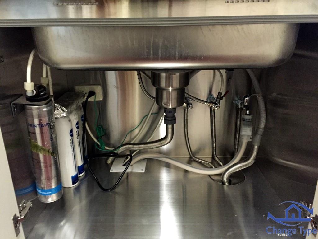 不鏽鋼水槽櫃