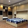 系統傢俱體驗中心-整體臥室設計
