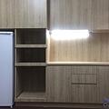 冰箱與電器收納系統櫃