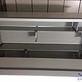 鋁抽內分隔設計
