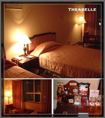 總統飯店的房間
