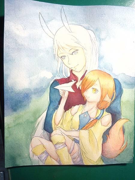 小狐狸和她師尊2