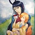 小狐狸和她師尊3