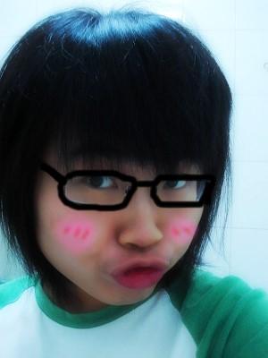 我的眼鏡很酷巴!!