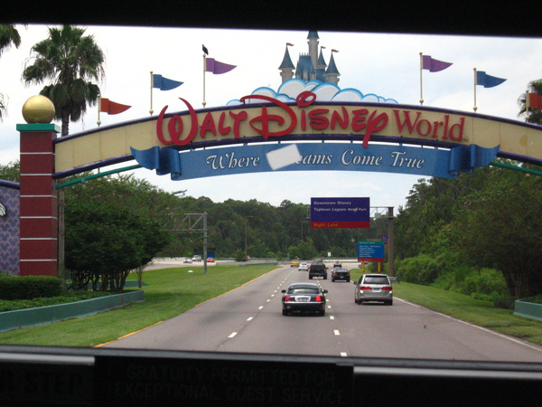 oh!!!全世界最大的Disney