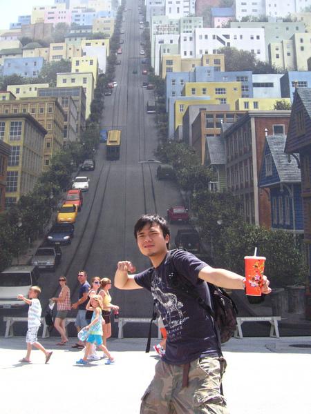 噢!!!是舊金山耶!!!