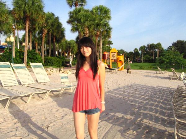 一直沒空來玩的美麗沙灘