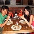 Boston lobster~龍蝦吃到飽大餐