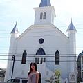 小小的藍白教堂