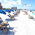 美國榜上有名的海灘<Clearwater>