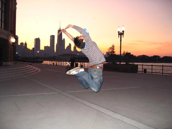 太完美的跳躍!!!!