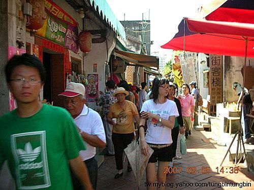 鹿港老街文化之旅