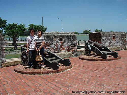 台南安平小砲台