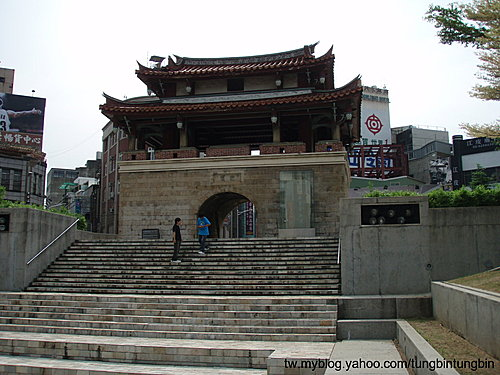 新竹市護城河