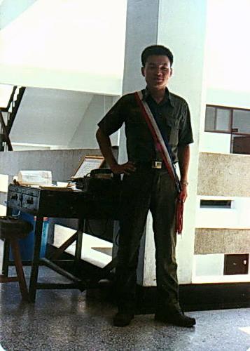 工兵學校安全士官