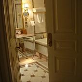 氣派的浴室