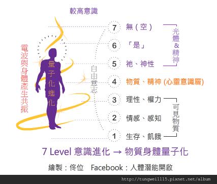 意識進化七階段