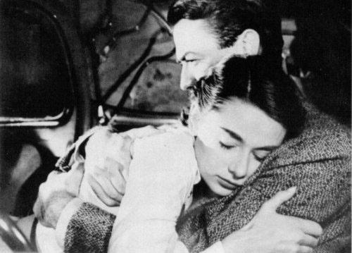 奧黛莉赫本 Gregory Peck(葛雷哥萊·畢克)