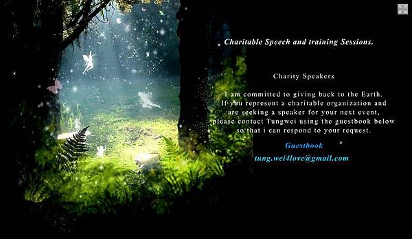 charitable speech training session,workshop