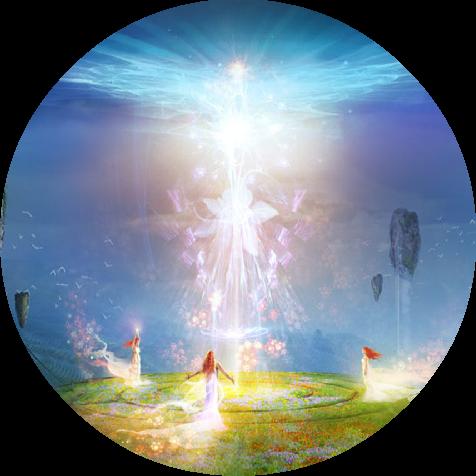 divine-healing 神性療癒工作坊