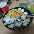 海鮮總匯義大利麵