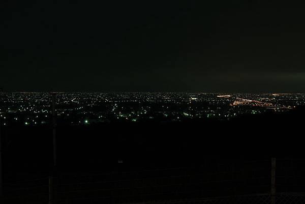 喔耶~夜景真是棒!
