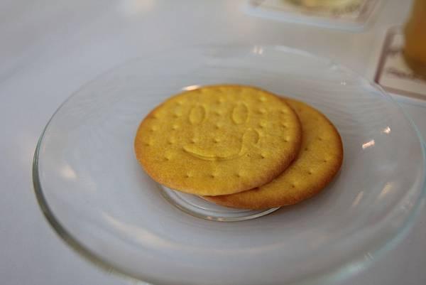 餐前甜點-微笑檸檬餅乾