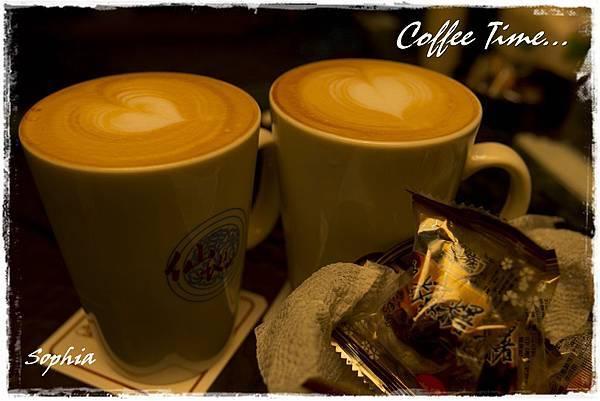 華山仙地喝咖啡(2012.04.27)