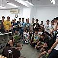 電機營參觀Lab(2012.07.06)