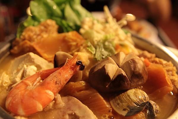花園泡菜火鍋