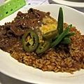 墨西哥嗆辣牛肉燉飯