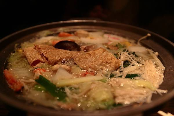 水鳥昆布海鮮鍋